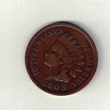 Buy NICE CIRCULATED 1905-P INDIAN HEAD CENT