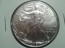 Buy 2013 Silver Eagle BU