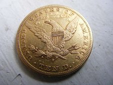 Buy 1895 10$ gold coin