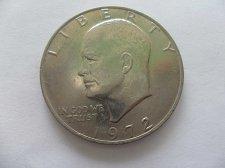 Buy 1972 $1 Ike Dollar - Eisenhower
