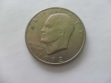 Buy 1972-D $1 Ike Dollar - Eisenhower