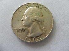 Buy 1964 Washington Quarter