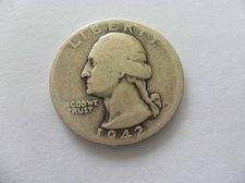 Buy 1942  Washington Quarter
