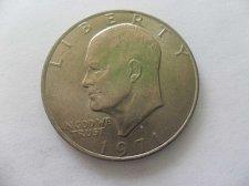 Buy 1971-D  $1 Ike Dollar - Eisenhower