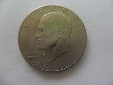 Buy 1976 $1 Ike Dollar - Eisenhower
