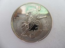 Buy 1994-P HALF DOLLAR 50C USA  WORLD CUP