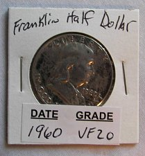 Buy 1960 Franklin Half Dollar