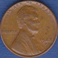 Buy 1948 D Lincoln Wheat Cent