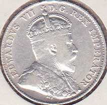 Buy Canadian 10 Cents 1910