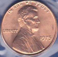 1975 Lincoln Memorial Penny Coin Value Prices, Photos & Info