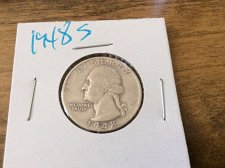 Buy 1948 S Washington Quarter
