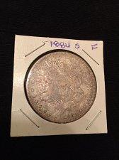 Buy 1884 S Morgan Silver Dollar