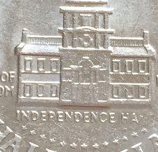 Buy 1976 Bicentinnial Kennedy Half Dollar Missing Letters