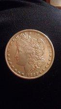 Buy 1882 $1 Morgan Silver Dollar