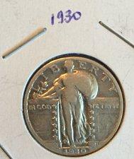 Buy 1930 standing liberty quarter