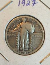 Buy 1927 standing liberty quarter