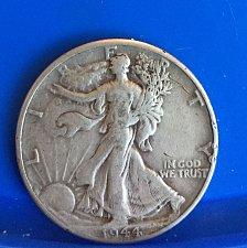 Buy 1944 Walking Liberty Half Dollar