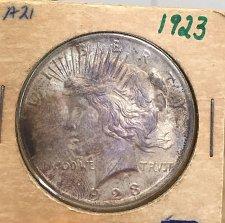 Buy 1923 Peace Dollar
