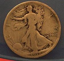 Buy 1917 Walking Liberty Half Dollar
