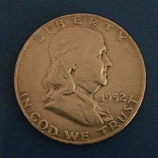 Buy 1952 Franklin Half Dollar