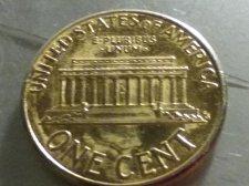 1999 D Lincoln Memorial Penny Coin Value Prices, Photos & Info