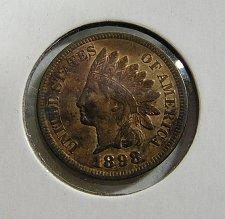 Buy 1898 Indian Head Cent - XF Condition