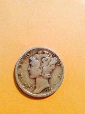 Buy 1938-s mercury dime