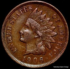 Buy 1906-P Nice Grade Indian Head Cent!!