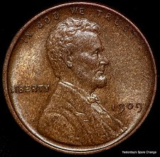 Buy 1909-P VDB Nice High Grade Lincoln Wheat Cent!!