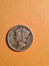 Buy 1941-d mercury dime