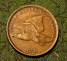 Buy 1858 Flying Eagle Cent Sml. letters  #3239