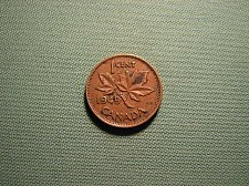 Buy Canada 1949 1 cent