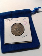 Buy 1859 INDIAN HEAD CENT