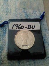Buy BU - 1960 (.925- SILVER) CANADA 50 CENT