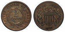 Buy USA 2 cent 1864 Shield