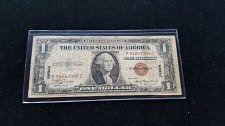 Buy 1935 A Hawaii Issue WWII Note $1 Silver Certificate