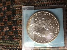 Buy 1901 O Morgan Silver Dollar