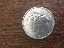 Buy rare  1922 Peace silver dollar high relief