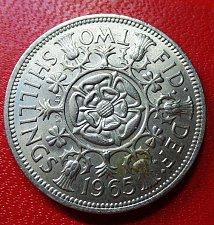 Buy 1965  g.b two shilling