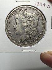 1899 O Morgan Silver Dollars Value And Prices