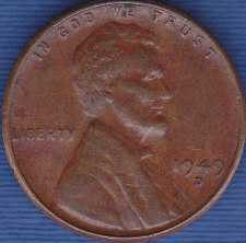Buy 1949 D Lincoln Wheat Cent