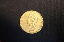Buy 1901 P $10 Gold Eagle
