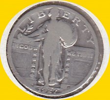 Buy 1927P STANDING LIBERTY Quarter  25C  (#439)