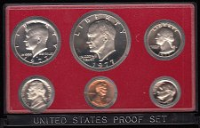 Buy U.S. 1977 Proof Set   /  WM-4