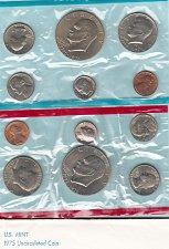 Buy 1975 Uncirculated double set  /  WM-16