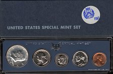 Buy U.S. Special Mint Set of 1966  / WM-29