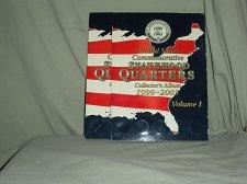 Buy Collectible Album for US Commemorative Statehood Quarters 1999-2003 Volume 1