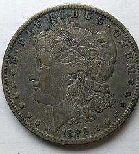 1889 O Morgan Silver Dollar Coin Value Prices Photos Amp Info