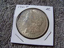 Buy 1921 D Morgan Silver Dollar