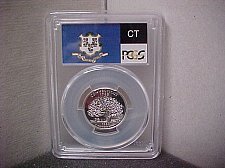 Buy 1999-S 25-C PCGS Washington Silver State Quarter